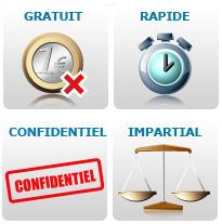 Pretargent.fr : Pourquoi comparer ? Gratuit - Rapide - Confidentiel - Impartial